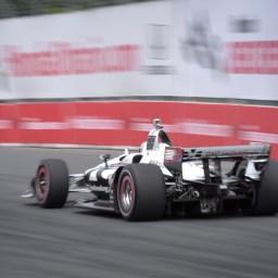 Simon Pagenaud leads second practice at Toronto