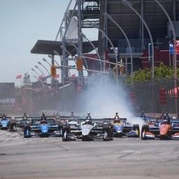 Jesse Elliott Photo Gallery: Sunday at Honda Indy Toronto