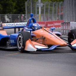 Scott Dixon tops First Practice at Honda Indy Toronto