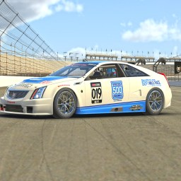 Cadillac CTS-V named pace car for inaugural Open-Wheels.com 500 Mile Race