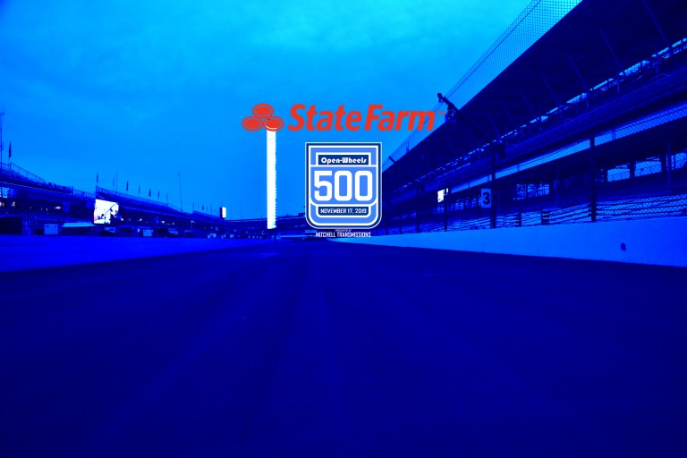 Doug Raber State Farm partners with inaugural Open-Wheels 500 Mile Race