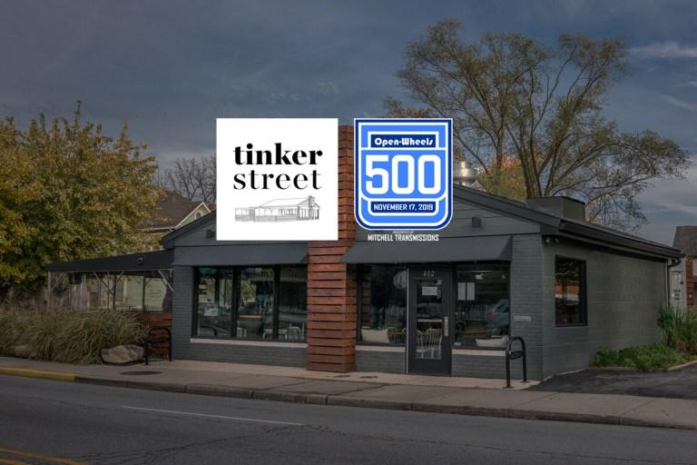 Tinker Street Restaurant and Wine Bar joins Open-Wheels 500 as an official partner