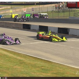 Campbell wins MYLAPS Indy Elite Series round at Mid-Ohio via last-lap pass