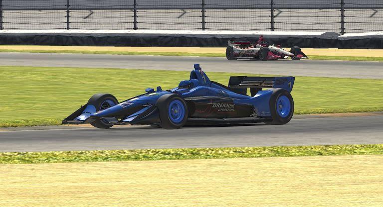 Blocker notches second win of 2020 Indy Elite Series season with IMS GP triumph