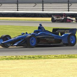 Blocker notches second win of 2020 Indy Elite Series season with IMS GP triumph