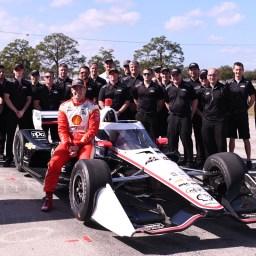 McLaughlin joins Team Penske for Indy GP