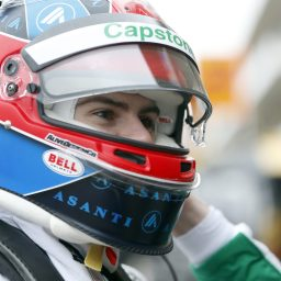 Colton Herta's hauler catches fire traveling to IndyCar season opener