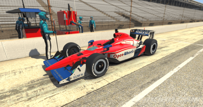 Sim Racing: Iconic Motorsports aiming high for Classic IndyCar opener