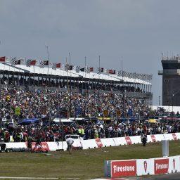 Firestone Grand Prix of St. Petersburg rescheduled for October 23-25