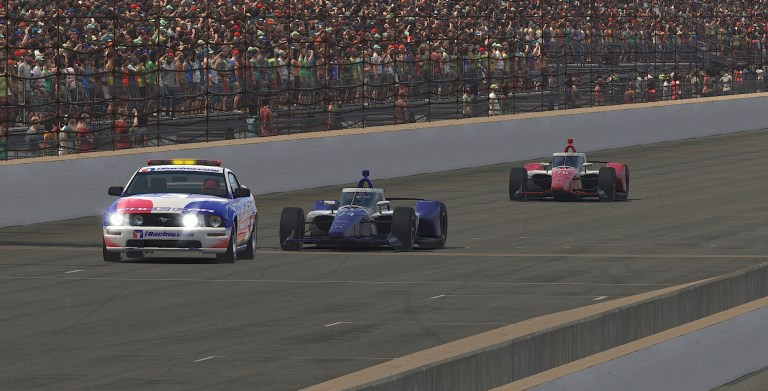 Quinn wins Indy Elite round at IMS; Kraus clinches title