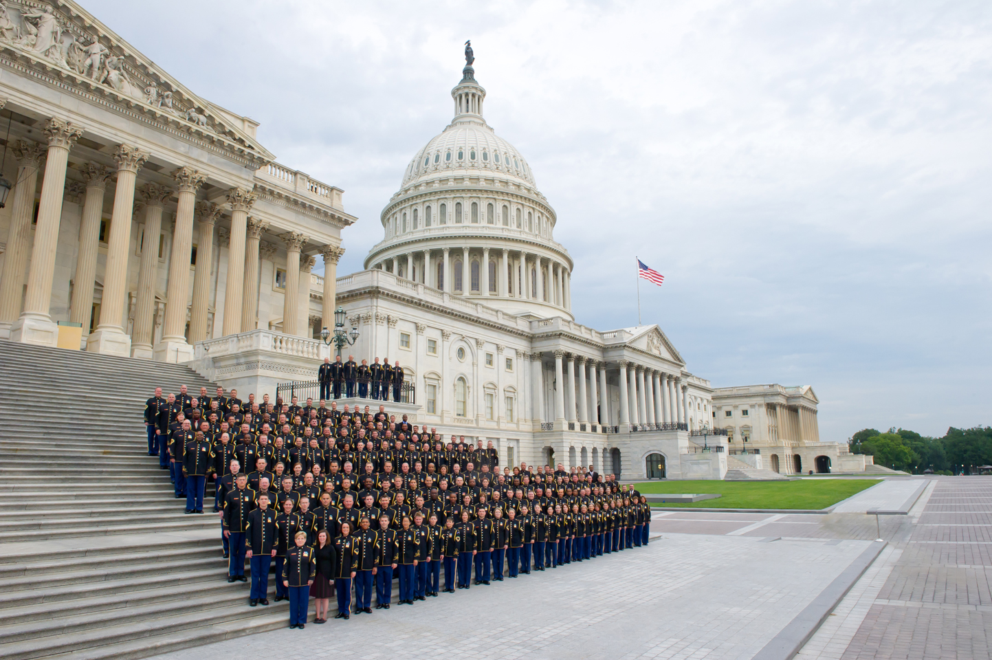 """The U.S. Army Band """"Pershing's Own"""" to offer performances during Open-Wheels 500 pre-race ceremonies"""