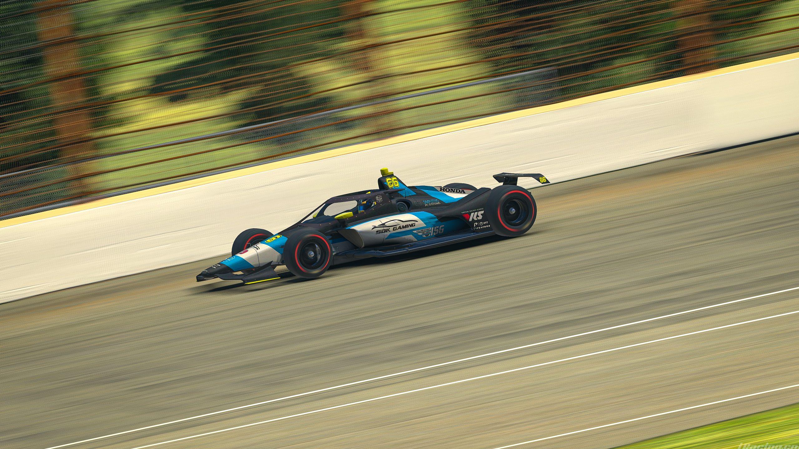 Costantini takes Open-Wheels 500 pole following record-shattering day