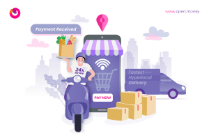 How hyperlocal delivery businesses can streamline banking & finances with Open