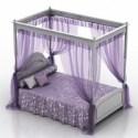 سرير 3D موديل