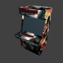 Resident Evil Arcade Game Machine