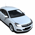 Car Opel Astra
