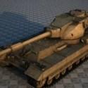 Fv215b دبابات
