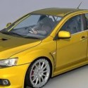 Mitsubishi Lancer Evolution Car