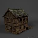 مبنى منزل العصور الوسطى