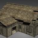 Wood House Outskirts