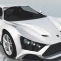 Zenvo St1 Car