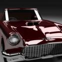 Ford Thunderbird Car