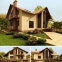 Evin Dış Sahnesi