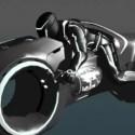 Tron Lightcycle Motorcycle