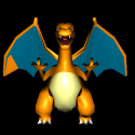 Charizard Dragon Character
