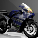 Yamaha M1 2013 Motorbike