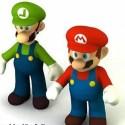 Mario Luigi Character