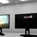 Monitor Benq 4k Free 3d Model