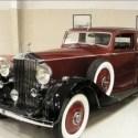 Rolls Royce 1940 Vintage Car 3d Model