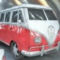 Volkswagen Micro Bus Free 3d Model