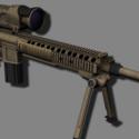 M110 Sniper Gun