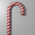 حلوى قصب عيد الميلاد