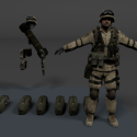 Bf2 Soldier