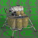 Lander Nasa Moon Robot