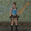 Lara Croft Free 3d Model