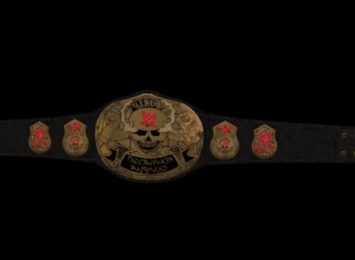 Wwe Smoking Skull Championship