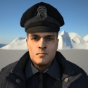 Policeman Free 3d Model Character