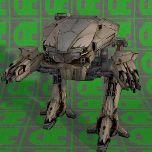 Ed-209 Robocop