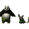 Kung-fu Panda Po Free 3d Model