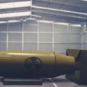 Atomic Bomb Free 3d Model