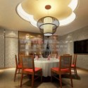 Retro Style Restaurant Space