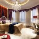 Luxury Interior Wedding Bedroom