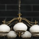 Metal Chain Pendant Lamp