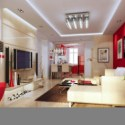 Modern Stylish Living Room 3d Max Model Free