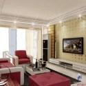 Cozy Villa Living Room 3d Max Model Free