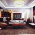 Modern Minimalist Lighting Living Room 3d Max Model